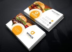 card nhà hàng