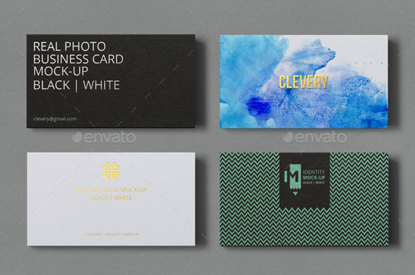business card mockup psd 2