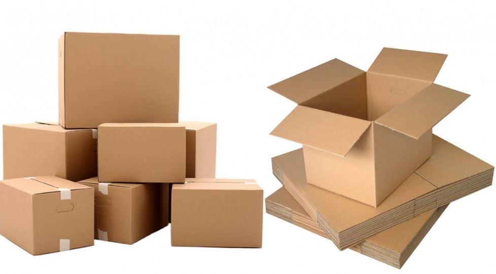 Thùng carton với nhiều kích thước đa dạng, phong phú để phù hợp với từng nhu cầu của khách hàng