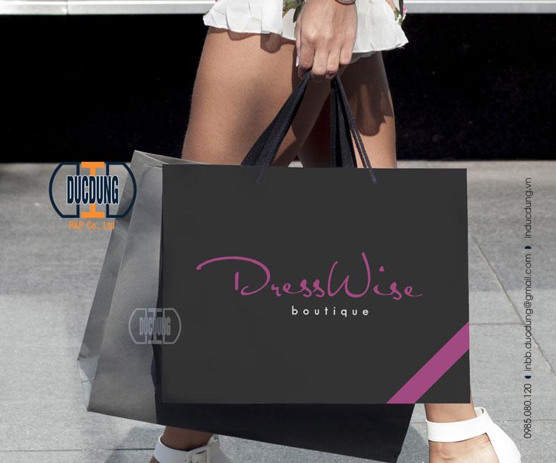 Túi giấy đẹp, thời trang