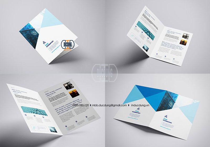Tờ gấp/Brochure
