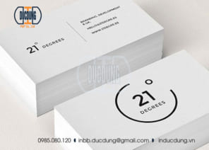 Name card NC-BW-11