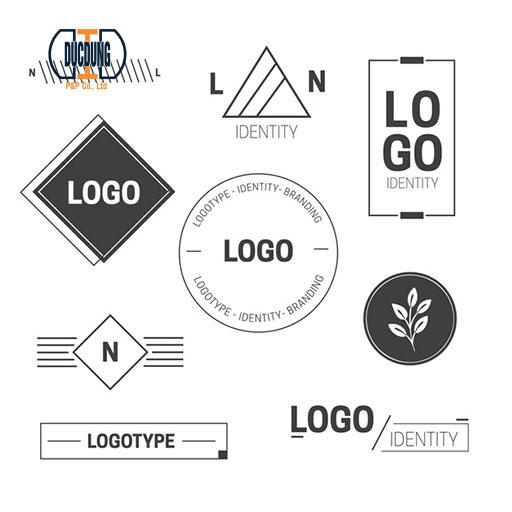 Xác định rõ hướng của logo