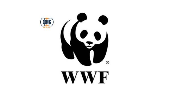 Logo có dạng linh vật