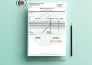 Hoá đơn bán lẻ INV-A4-13