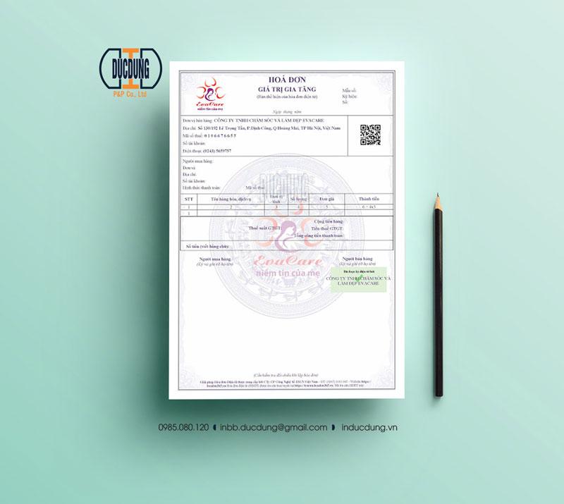 Hoá đơn bán lẻ INV-A4-15