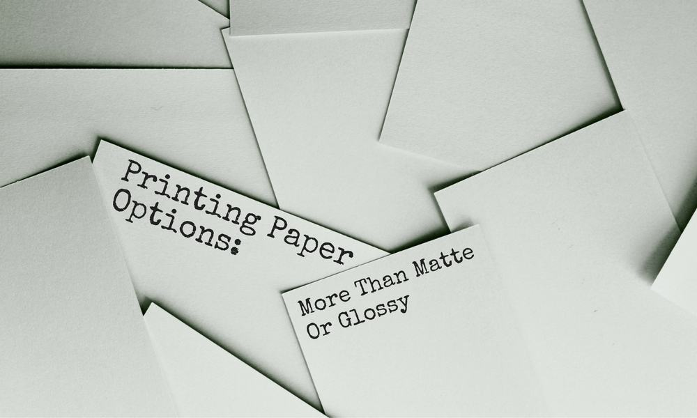 Lựa chọn giấy in