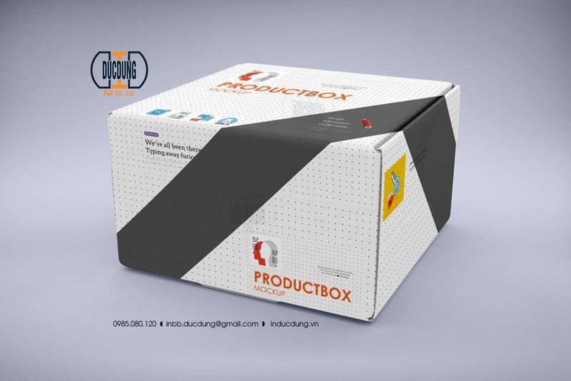Hộp carton in offset - in thùng carton Hà nội
